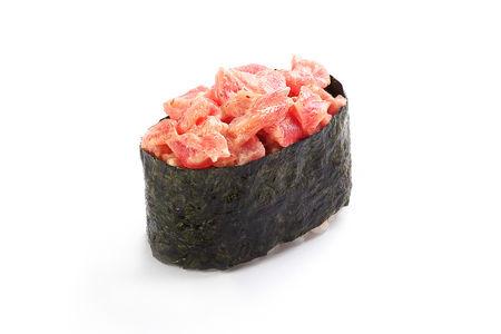 Суши спайс с тунцом