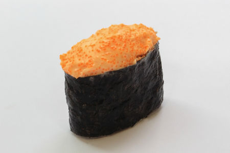 Запеченные суши Креветка