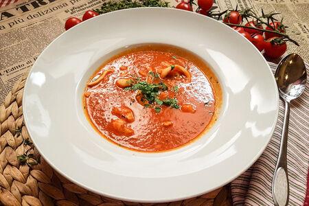 Суп Бродетто из морепродуктов