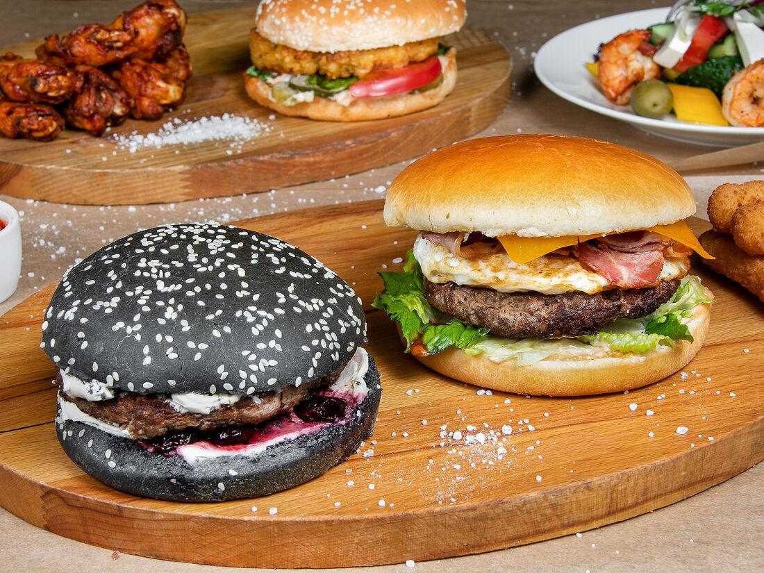 Arts Burger