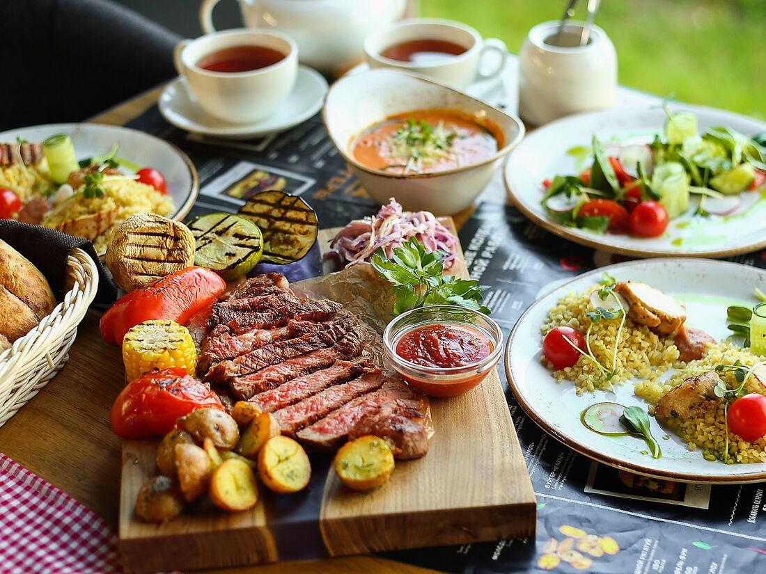 Стейк-кафе ИTLE Halal