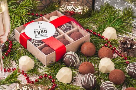 Трюфель Шоколад-карамель