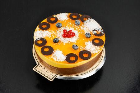 Торт Шоколад-манго