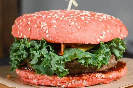 Бургер Красный