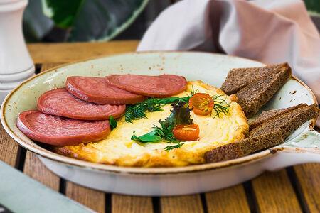 Алматинский завтрак