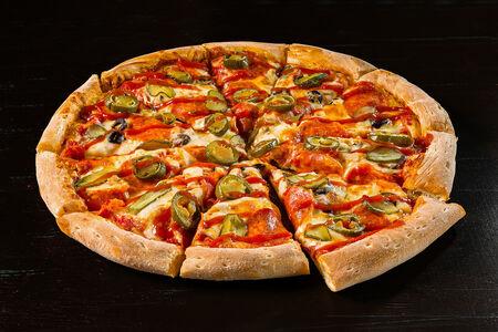 Пицца Чикен Пепперони