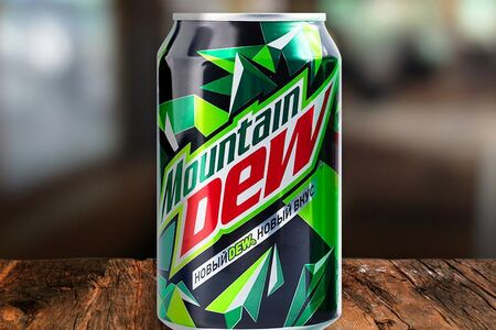 Mountain Dew 0,33л