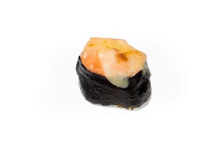 Запеченные суши с угрем