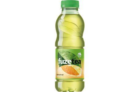 Чай Fuzetea зеленый чай цитрус