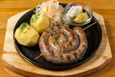 Колбаска мюнхенская