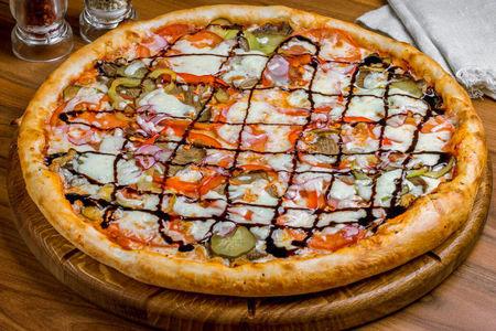 Пицца Мясной бум