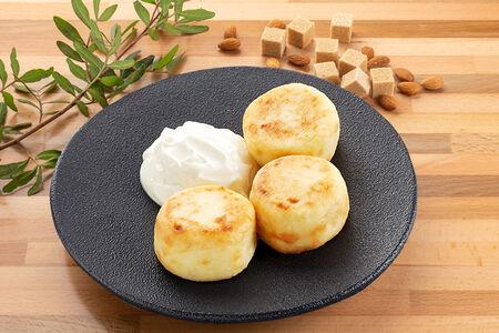 Сырники с начинкой на выбор Припёк