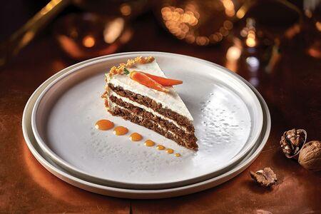 Морковный торт*