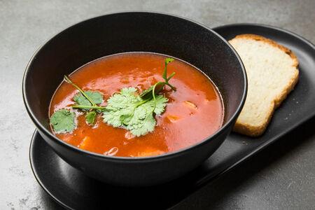 Суп Гуляш с брискетом и паприкой