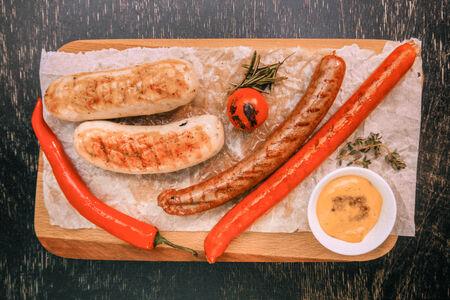 Ассорти из колбасок