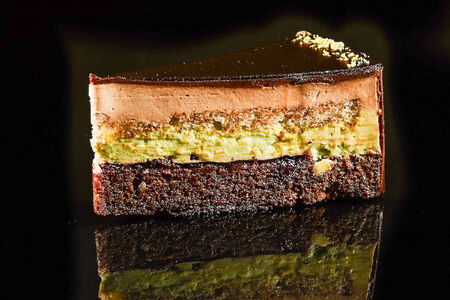 Торт Моцарт