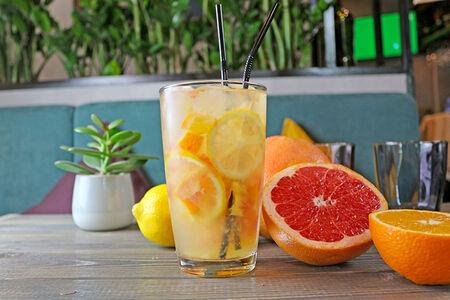 Домашний лимонад Цитрусовый