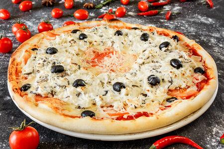 Пицца Волжанка