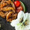 Фото к позиции меню Курица терияки с рисом