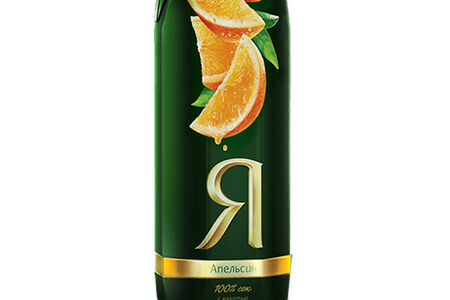 Сок Я Апельсин