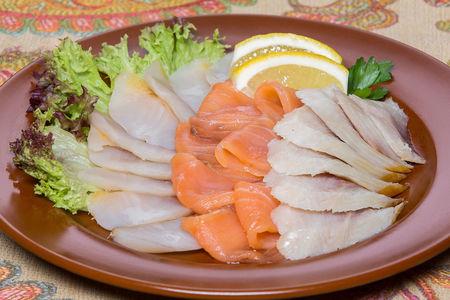 Рыбное Трио