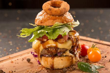 Бургер ST food