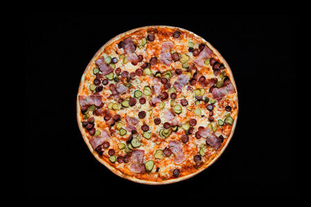 Пицца Гарибальди