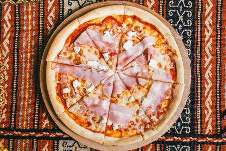 Пицца Манчего