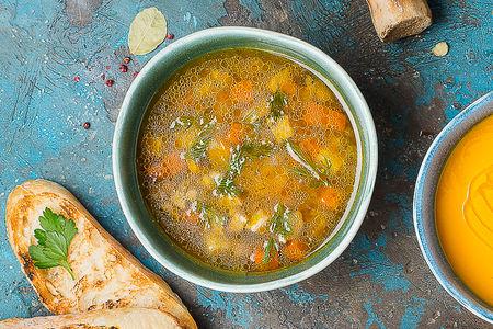 Суп Грибная похлебка