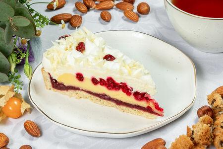 Торт Брусничный