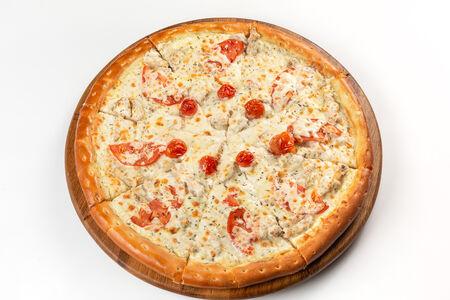 Пицца с курочкой