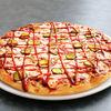 Фото к позиции меню Пицца Чикен барбекю маленькая