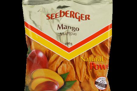 Сухофрукты манго Seeberger