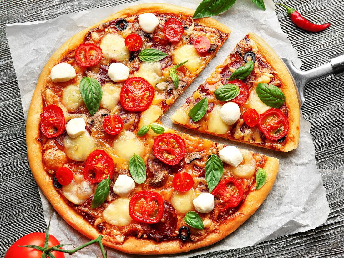 Картинки, картинки красивые с пиццей