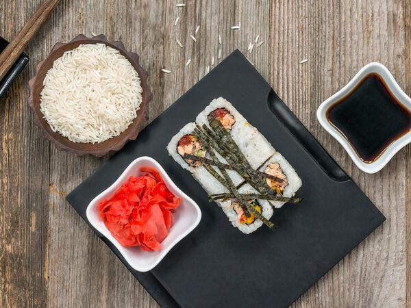 Sushi Bar Chef