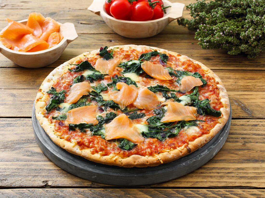 МА пицца