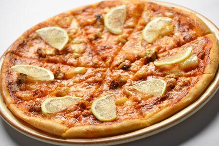 Пицца Соль-Моне