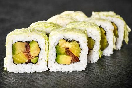 Ролл Вегетарианский авокадо