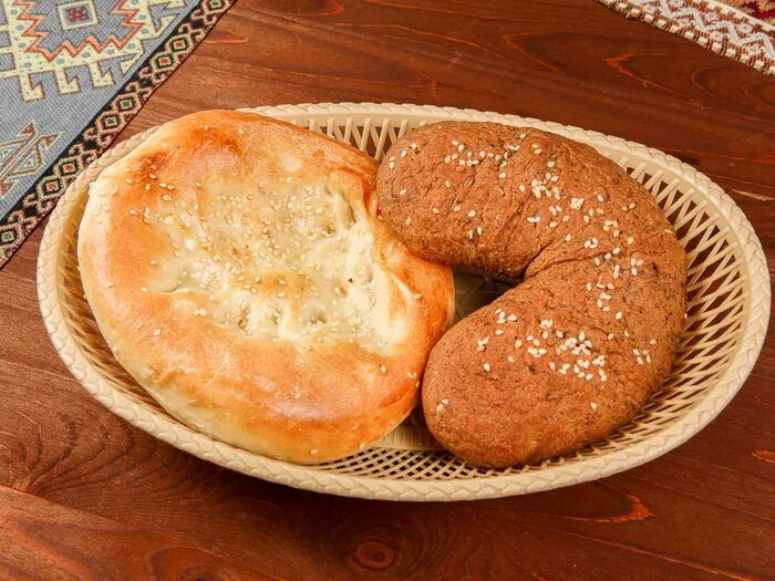 Хлеб домашний Чурек