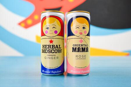 Напиток Oriental Mama