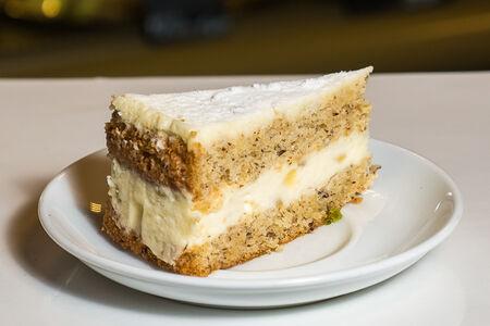 Десерт Грушевый с рикоттой
