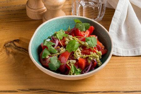 Салат Сладкие томаты с джонджоли