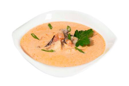 Суп Тайский с окунем