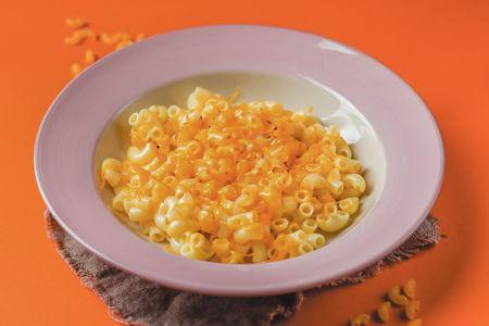 Детские макароны с сыром