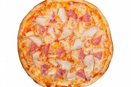 Пицца Курица и ананас