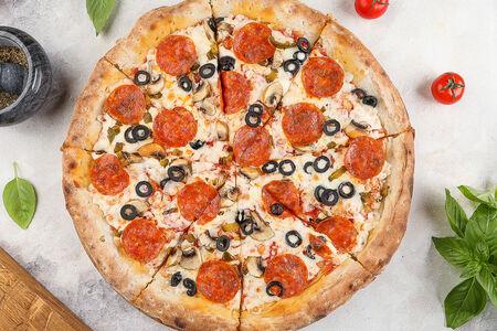 Пицца Итальянская острая