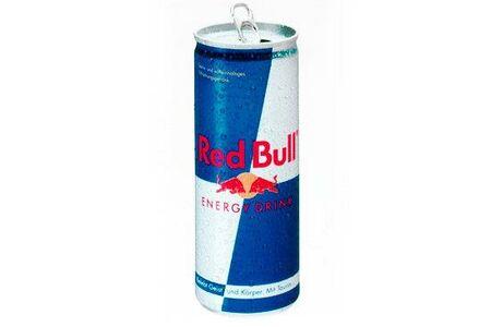 Газированная вода Red Bull