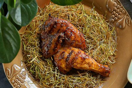 Цыпленок-корнишон Пиканте