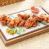 Фото к позиции меню Куриные крылышки моллис