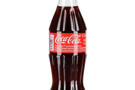 Кока-кола 0,250